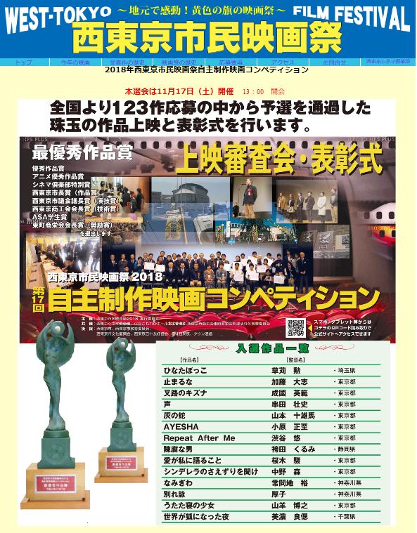 西東京市民映画祭