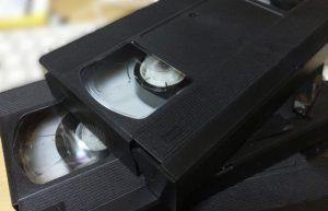 VHSからDVDダビング